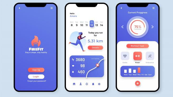 El gasto en apps de fitness y salud se incrementó un 70% en 2020 en Europa