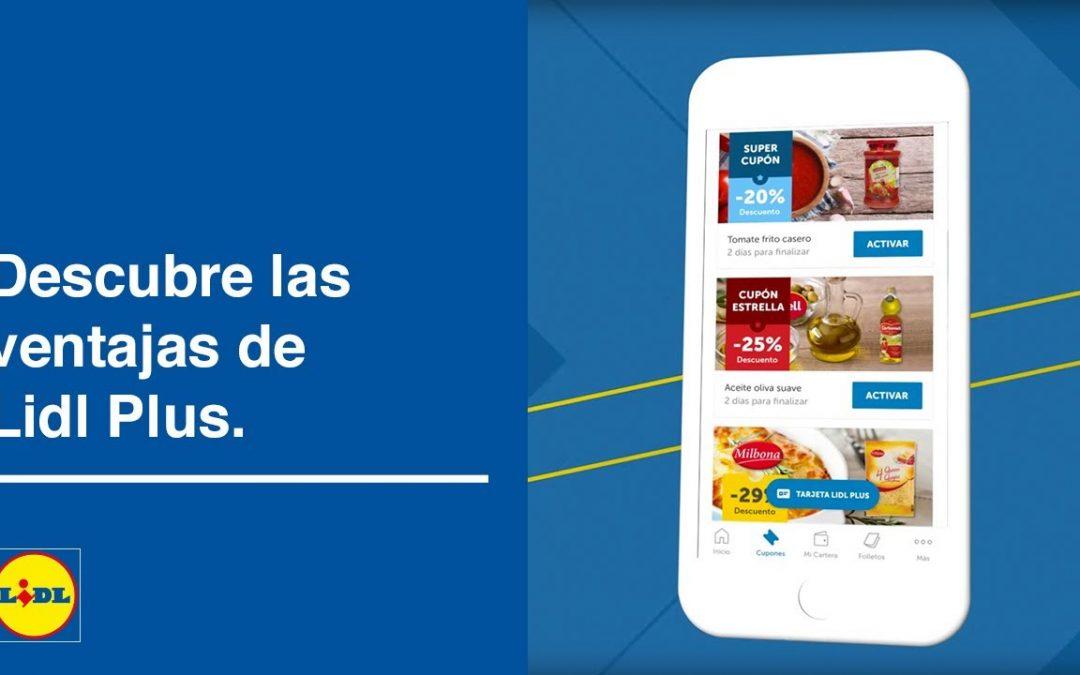 La app de descuentos de Lidl celebra su segundo aniversario con 3 millones de usuarios
