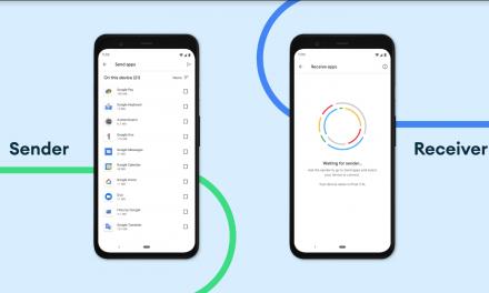 Google Play Store ahora permite compartir aplicaciones con dispositivos Android cercanos