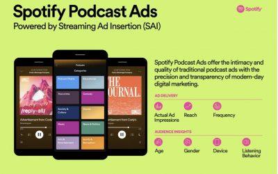 Spotify se prepara para lanzar el mercado de publicidad de audio