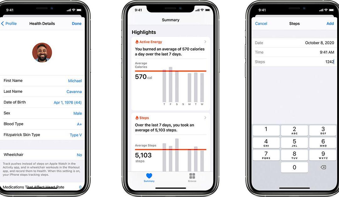 La aplicación Apple Health ayuda a resolver un caso de asesinato