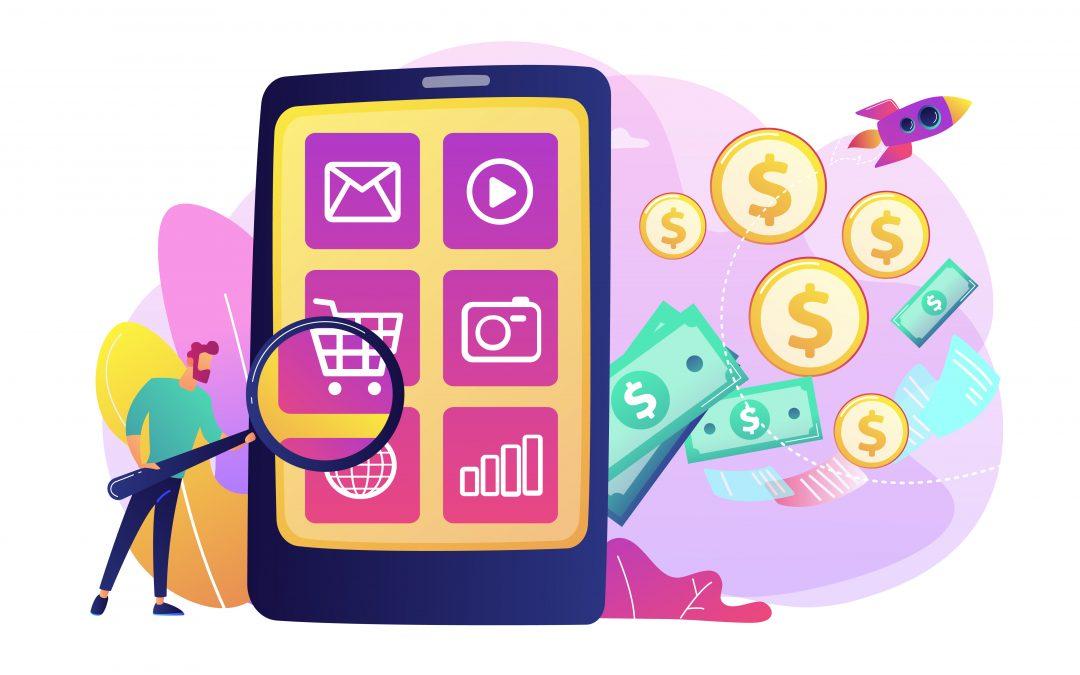 Elige un modelo de monetización para tu aplicación móvil
