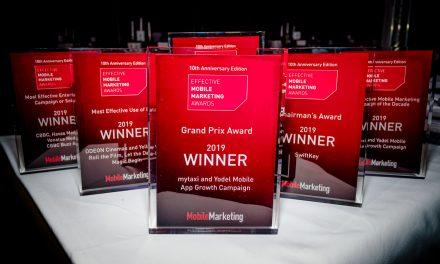 Los premios 2021 Effective Mobile Marketing Awards abren sus puertas