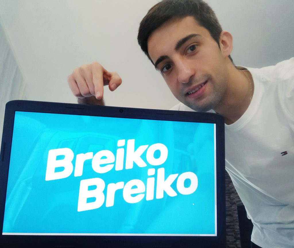 Breiko Breiko App Fran Pais