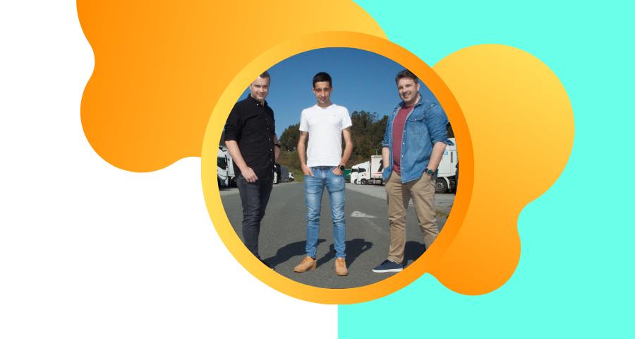 Hablamos con el equipo de Breiko Breiko, la app colaborativa creada por y para transportistas