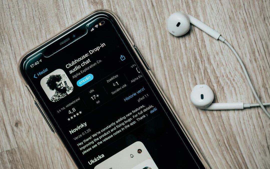 Las apps sociales de audio superan los 20 millones de descargas en el primer trimestre de 2021
