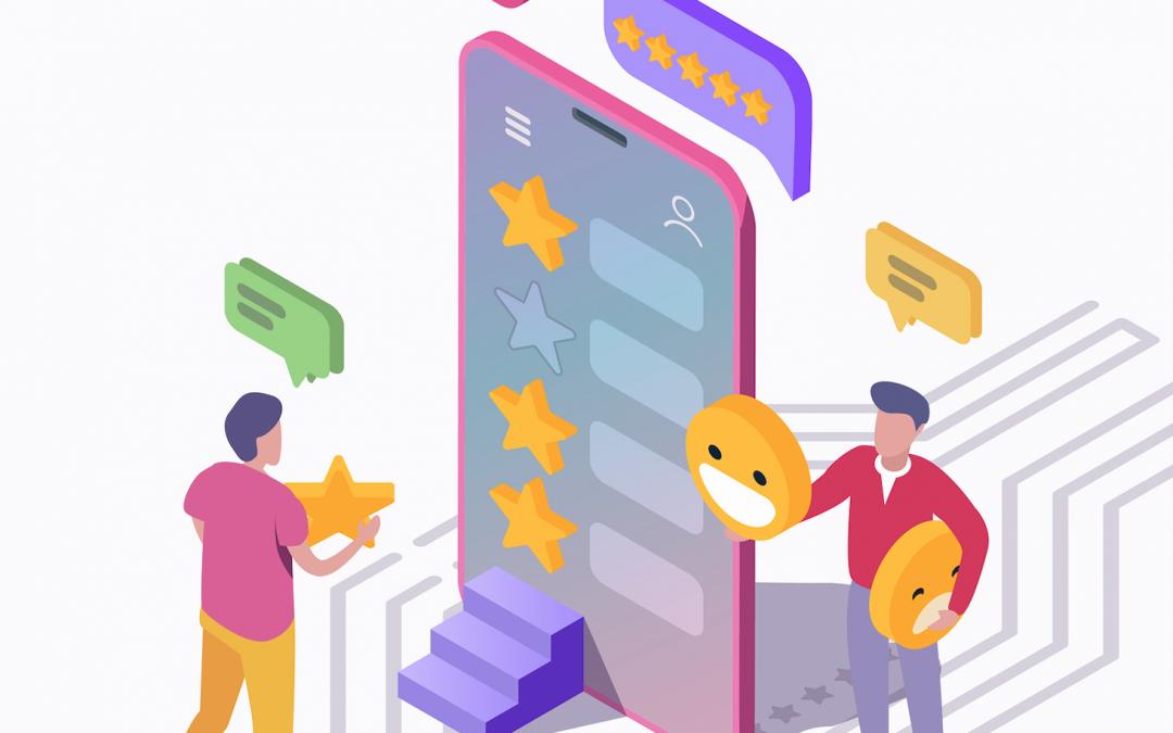Cómo eliminar reviews de apps falsas e inapropiadas en App Store y Google Play