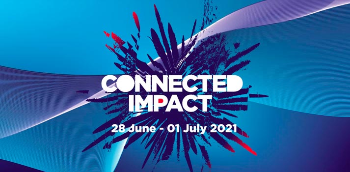 MWC21: Mobile World Congress 21, «Connected Impact»