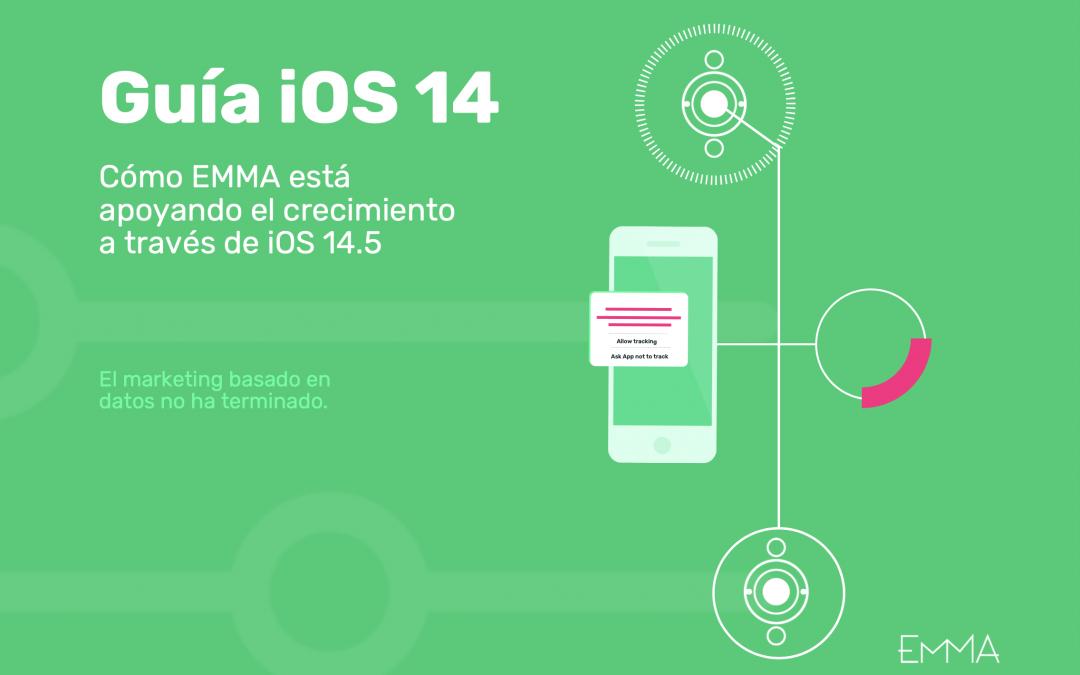 EMMA lanza una nueva Guía iOS 14.5