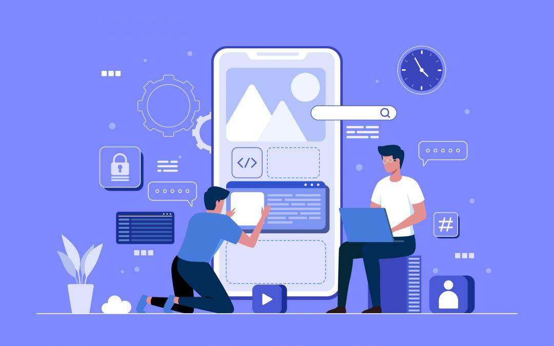 Pasos para crear una app desde cero
