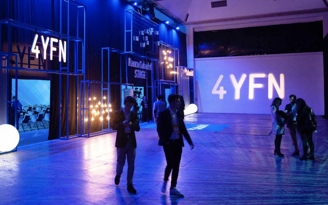 Las innovaciones del 4YFN destacan en la edición postpandemia del MWC21