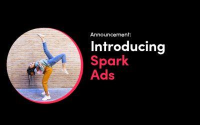 TikTok lanza Spark Ads, un nuevo formato publicitario pensado para iniciar interacciones