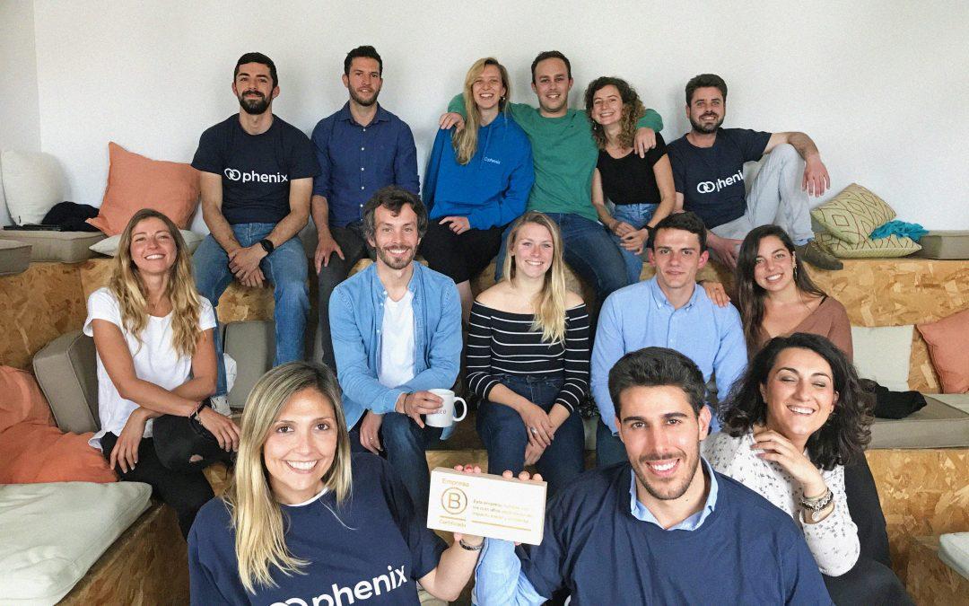 Hablamos con el equipo de Phenix, la app zero waste