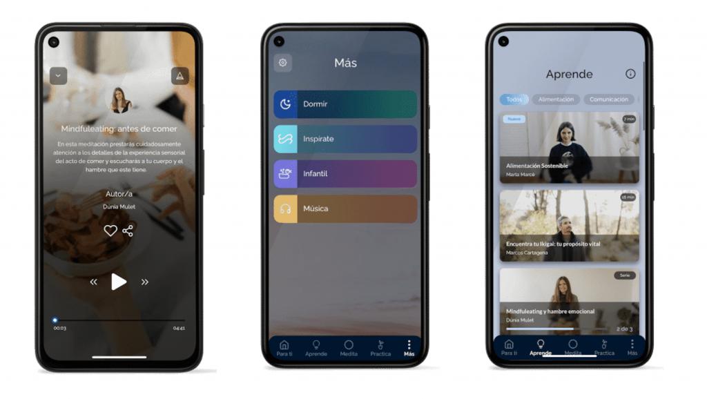 Inhala App | App Review | App Marketing News - La primera plataforma de bienestar en habla hispana
