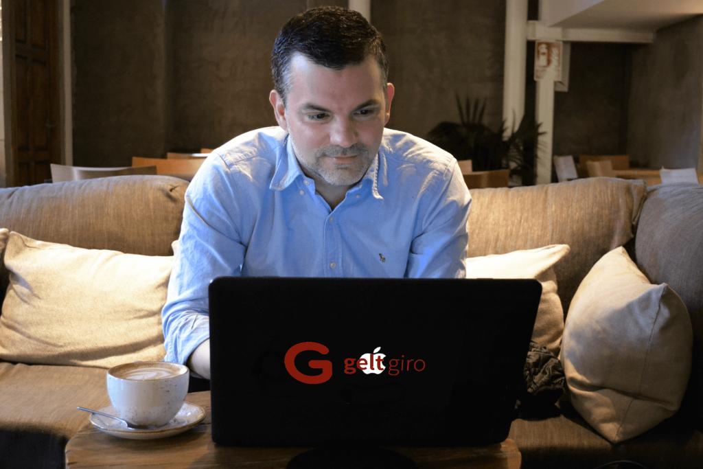 Gelt Giro App | Entrevista App Marketing News. Hablamos con Rafael Salazar