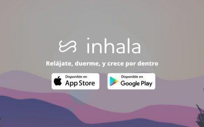 Inhala, la app de salud y bienestar española, lanza «Inhala para Empresas»