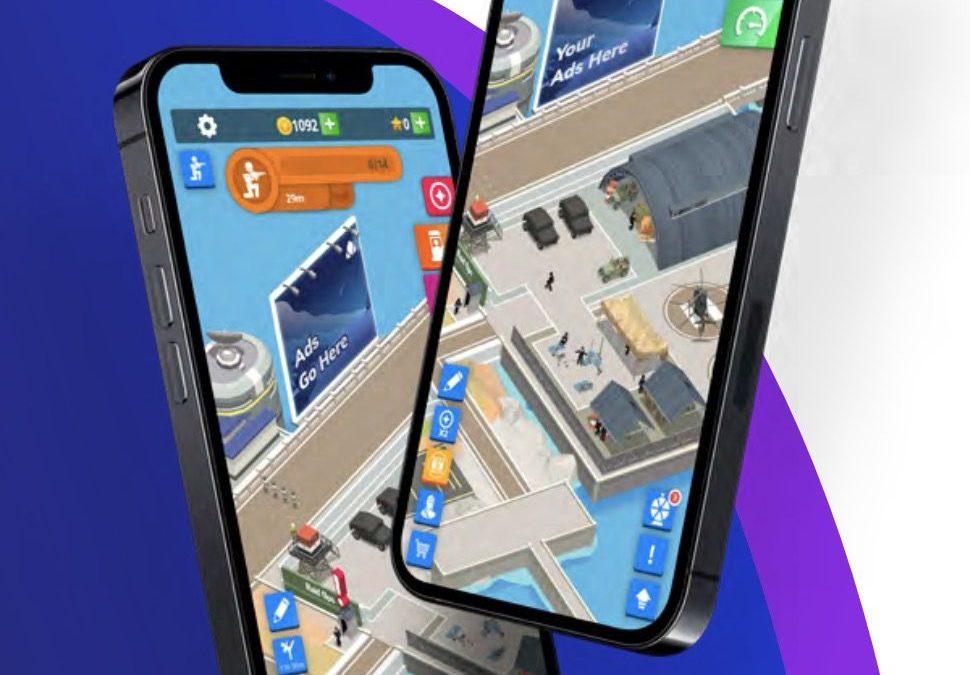 La mayoría de los anunciantes móviles utilizan anuncios de aplicaciones en juegos