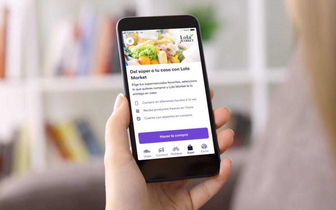 Cabify quiere convertirse en una superapp: ya permite hacer la compra