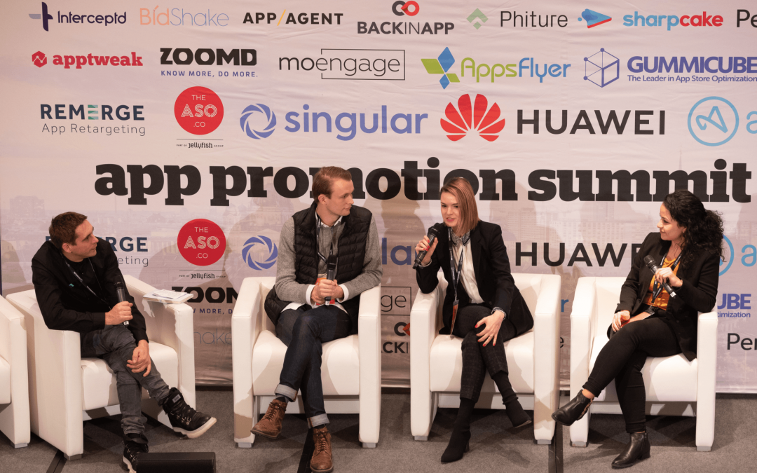 App Promotion Summit Berlin: Agenda
